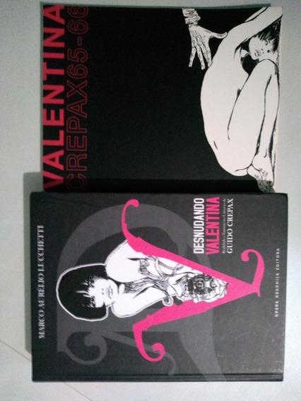 Desnudando Valentina + Valentina: 65-66 (conrad)