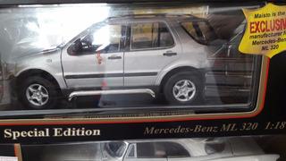 Miniatura De Veículo Mercedes Benz Ml 320