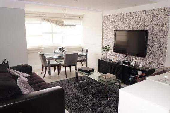 Apartamento Em Gonzaga, Santos/sp De 80m² 2 Quartos À Venda Por R$ 583.000,00 - Ap346168