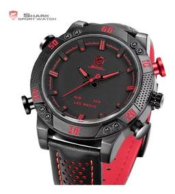 Relógio Shark Sh261 Com Cx Original