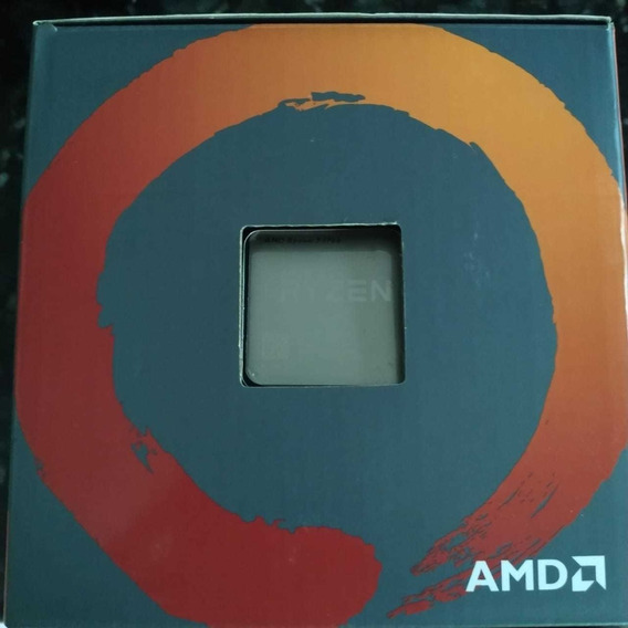 Processador Amd Ryzen 7 1700 3.7 Ghz (novo)