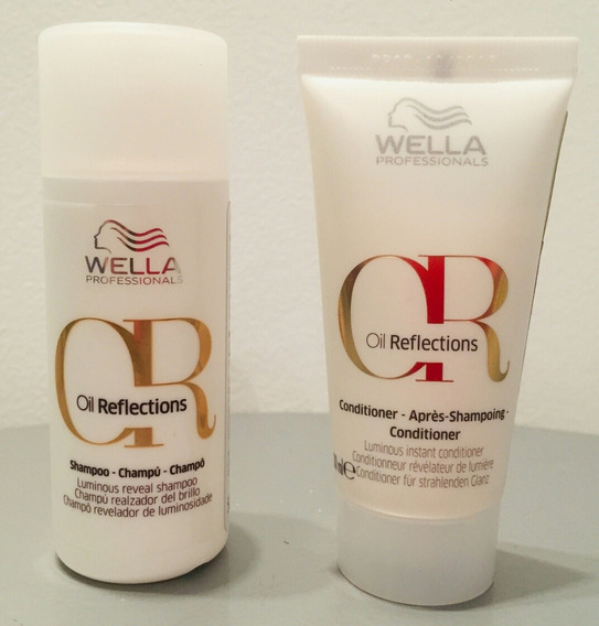 Wella Oil Reflections - Kit 2 Produtos