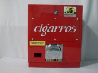 Maquina Despachadora Cigarros Trabajo Rudo 60 Meses Garantia