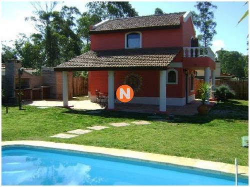 Casa En Venta Y Alquiler, La Barra, La Barra, 3 Dormitorios.- Ref: 209256