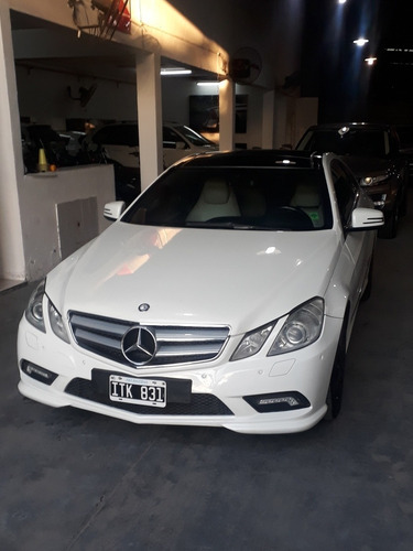 Mercedes-benz E350 Avantgarde Sport