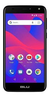 Remate Blu C6 Negro Liberado 16gb+1ram Android 8.1 Oreo