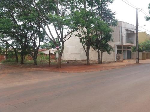 Imagem 1 de 5 de Terreno À Venda, 242 M² Por R$ 150.000,00 - Loteamento Witt - Foz Do Iguaçu/pr - Te0366
