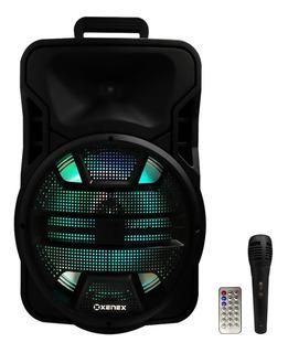 Parlante 12 Activo Bluetooth Bateria Microfono Futuro21