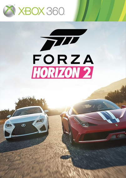 Forza Horizon 2 Dublado Completo Midia Digital Xbox 360
