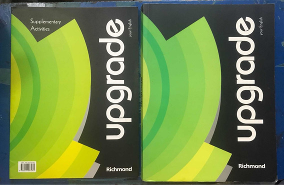 Livro Upgrade Your English + Supplementary - Possui Cd