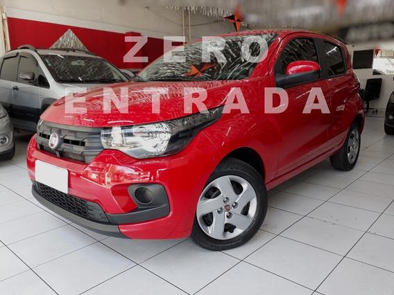 Fiat Mobi Like 1.0 / Ótimo Carro Para Uber / Zero De Entrada