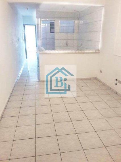 Apartamento Residencial Para Locação, Nova Mirim, Praia Grande. - A57705154