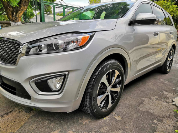 Kia Sorento 3.4 3.3l Ex At 2017