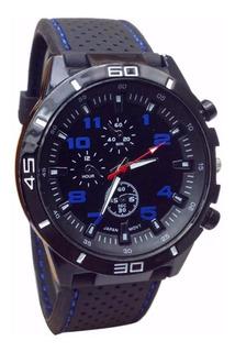 Reloj Silicona Gt Hombres Diseño Deportivo Colores
