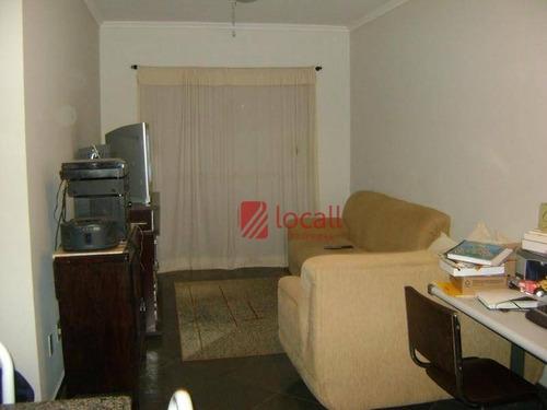 Apartamento Com 2 Dormitórios À Venda, 74 M² Por R$ 274.000,00 - Jardim Redentor - São José Do Rio Preto/sp - Ap0536