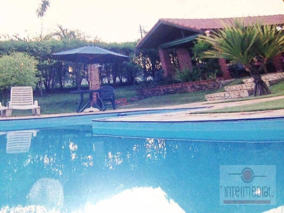 Chácara Residencial À Venda, Bacaetava - Vl Das Orquidea, Iperó. - Ch0501