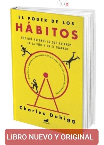 El Poder De Los Habitos ( Libro Nuevo Y Original)