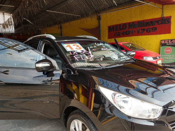 Hyundai Ix35 Flex Ano 2013 Com Multimidia Botao Start Stop