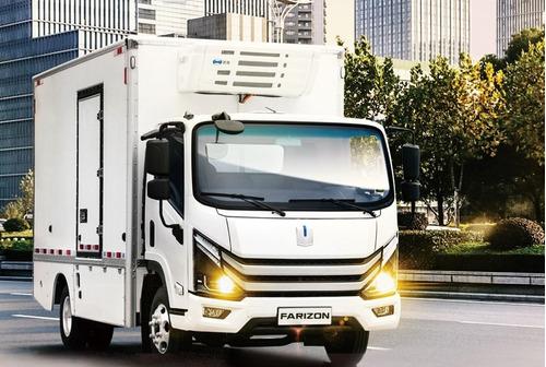Farizon E200 M - Camión 100% Eléctrico