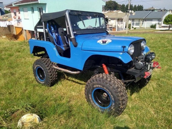 Willys Jeep 3.0