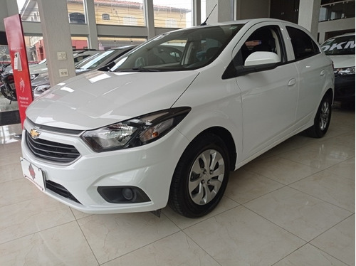 Chevrolet Onix 1.0 Mpfi Lt 8v Flex 4p Manual 2017/2018