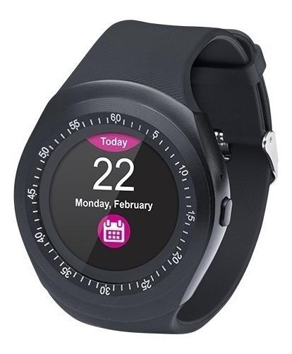 Reloj Smart Watch Presión Arterial, Sim Llamadas Gsw-8015