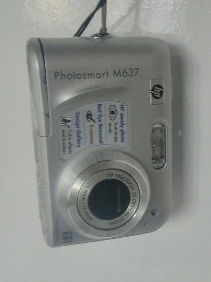 Câmera Digital Hp M637