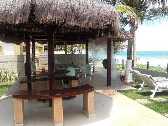 Casa Em Praia Dos Carneiros, Tamandaré/pe De 180m² 8 Quartos À Venda Por R$ 2.500.000,00 - Ca269776