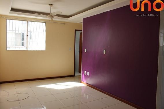 Apartamento Linear Em Rodoviário - Campos Dos Goytacazes - 5067