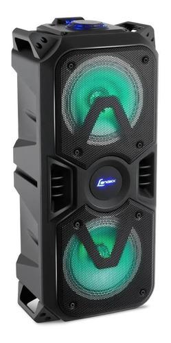 Imagem 1 de 1 de Caixa  Amp. Lenoxx Ca400 Usb 200w Bluetooth Bivolt