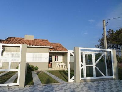 Casa Residencial À Venda, Centro, Imbé. - Codigo: Ca0689 - Ca0689