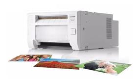Impressora Fuji Film Fotográfica Ask 300 10x15 - 15x20
