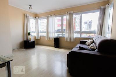 Apartamento No 5º Andar Mobiliado Com 1 Dormitório E 1 Garagem - Id: 892927213 - 227213