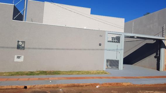 Casa Em Loteamento Costa Verde, Campo Grande/ms De 50m² 2 Quartos À Venda Por R$ 180.000,00 - Ca503427