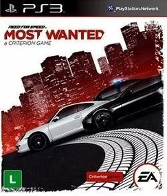 Need For Speed Most Wanted Ps3 Play3 Nfs Mw