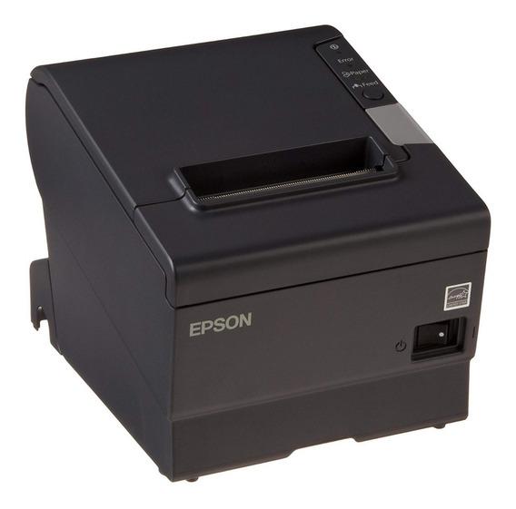 Impresora Termica Ticket Epson Tmt88v Usada Cabezal Nuevo