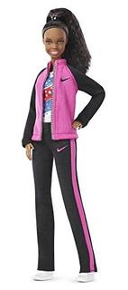 Coleccionista De Barbie Gabby Douglas Doll