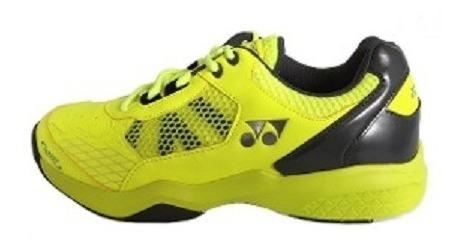 Zapatillas Yonex Lumio Yellow 2018 Tenis Padel