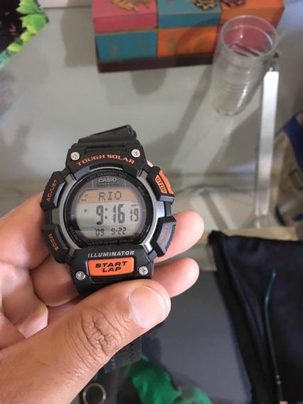 Relógio Casio Hora Mundial