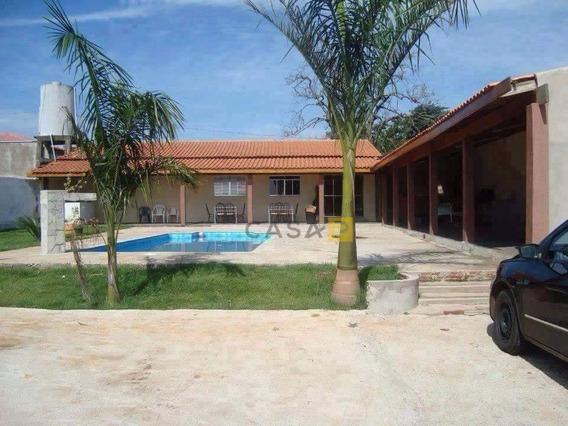 Chácara Residencial À Venda, Pinhal, Limeira. - Ch0008