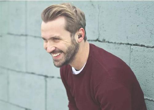 Bluetooth 5.0 Sonido Estéreo 3d, Boton Para Asistentes.