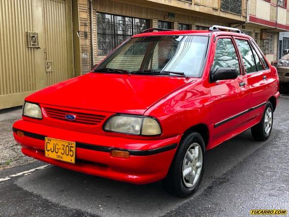 Ford Festiva 1300icc Mt