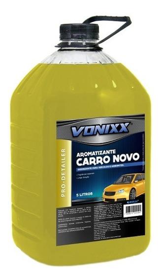 Aromatizante Aroma Cheirinho De Carro Novo 5 Litros - Vonixx