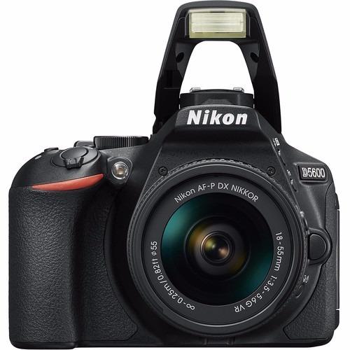 Câmera Nikon D5600 24.2mpixels Nikon 18-55mm