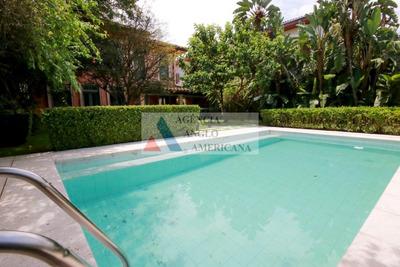 Casa Residencial Para Locação, Jardim Paulista, São Paulo - Ca0946. - Aa4214