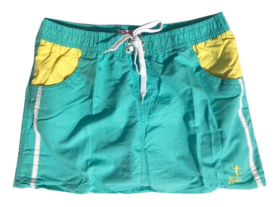 Falda Short Salida De Playa Ml041650