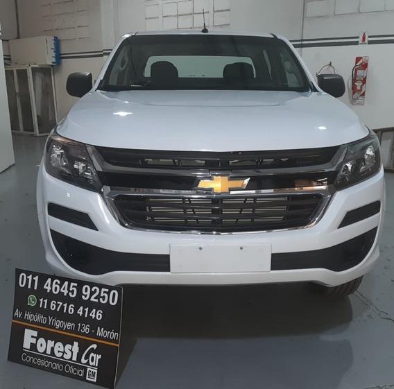 Chevrolet S10 Cd 4x2 Ls 0km 2020#7