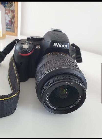 Oportunidade Nikon 5100Câmera Fotográfica Excelente