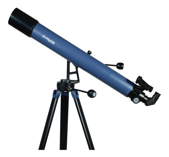 Telescópio Profissional Astro Refrator Starpro Az 80mm Meade