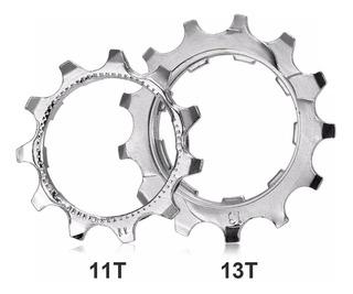 Kit Cog 9v (11, 13 E 15 Dentes) Para K7 Shimano Ou Sunrace